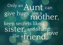 Aunt Advice