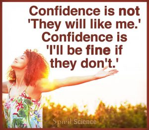 confidence-is-not